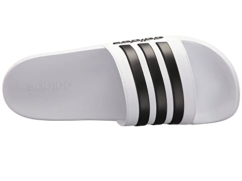 Adidas Negro Blanco Adilette CF Blanco wXUv0