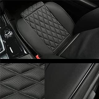 Piaobaige Funda de Asiento de CocheUniversal 1Asientos Cojín de Asiento de Coche, para Audi A1 A3 A4 B8 B7 B6 B5 A6 C6 C7 A8 A8L Q3 Q5 Q7 Todo sedán