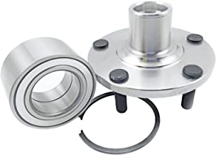 CRS NT518516 New Wheel Bearing Hub Assembly Kit, Front Left (Driver)/ Right (Passenger), for 2000-2004 Infinity I30/ I35, FWD, 2000-2008 Nissan Maxima, 2002-2006 Nissan Altima (1 Pack)