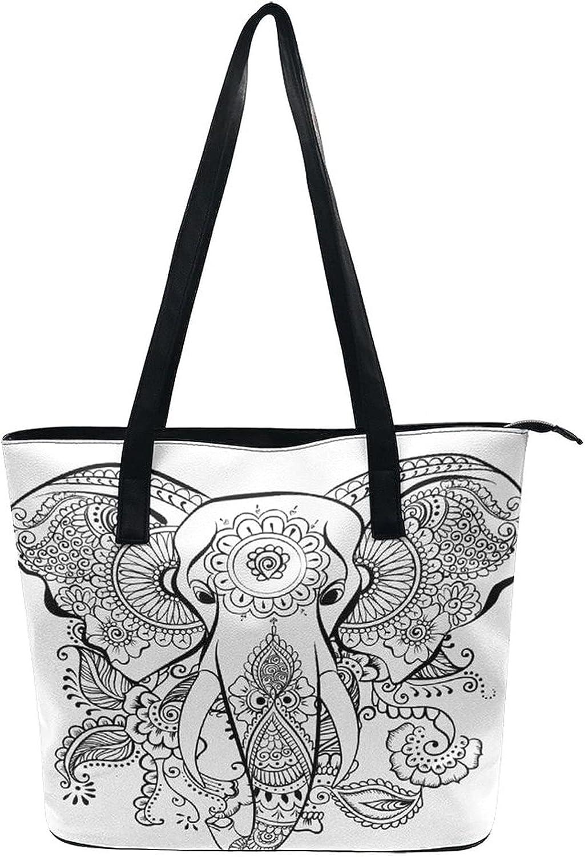 Beach Tote Bags Satchel Shoulder Bag For Women Lady Convenient Bucket Bag