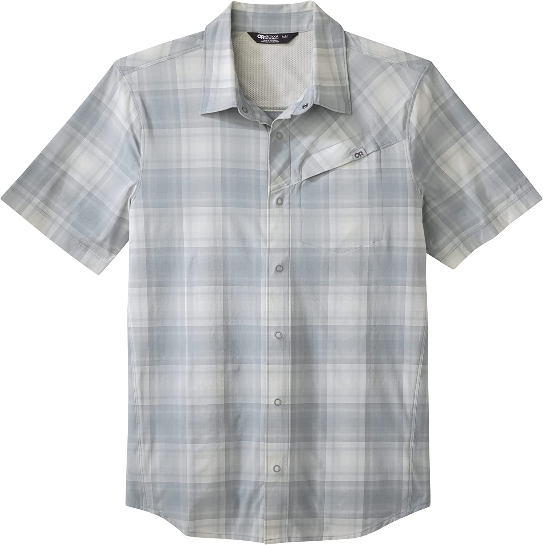 Outdoor Research Men's Astroman Short Breatha Sun - online shopping Sleeve Shirt Limited time cheap sale