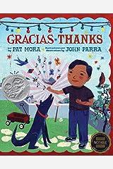 Gracias / Thanks (English and Spanish Edition) Hardcover