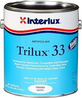 Interlux YBA060/QT Antifouling Paint (Blue, Quart), 32. Fluid_Ounces