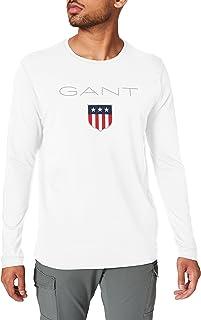 GANT Men's Shield Ls T-Shirt