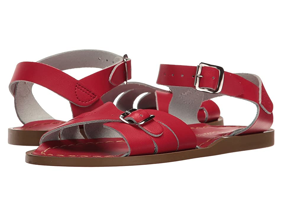 Salt Water Sandal by Hoy Shoes Classic (Little Kid) (Red) Girls Shoes