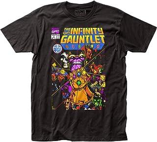 Marvel Thanos The Infinity Gauntlet Camiseta de manga corta para adulto