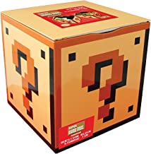 Paladone Nintendo Officially Licensed Merchandise - Super Mario Bros Question Block Storage Tin