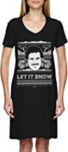 Haase Unlimited Let It Snow - Famous Drug Lord Ugly Christmas Ladies Dress