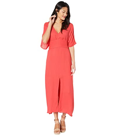 Billabong Forever Fine Dress (Sunset Red) Women