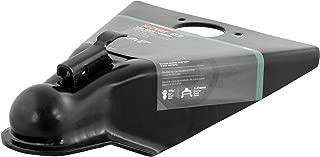 CURT 25200 Black A-Frame Trailer Coupler Accepts 2-5/16-Inch Hitch Ball, 10,000 lbs