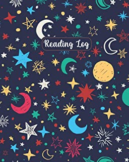 Reading Log: Gifts for Book Lovers (A reading journal with 100 spacious record pages & more in a large softback with a PRI...