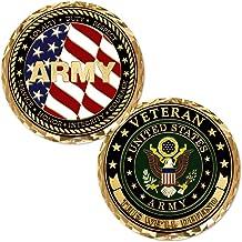 Military 2008 Coca-Cola Veterans Day RARE Challenge Coin Silver Toned Version