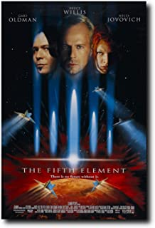 Best fifth element movie poster Reviews