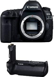 Canon EOS 5D Mark IV DSLR Body BG-E20 Battery Grip