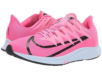 Nike Zoom Rival Fly (Hyper Pink/Black/Lotus Pink/Half Blue) Women