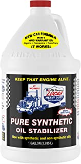 Best Lucas Oil LUC10131 Pure Synthetic Oil Stabilizer - 1 Gallon Review