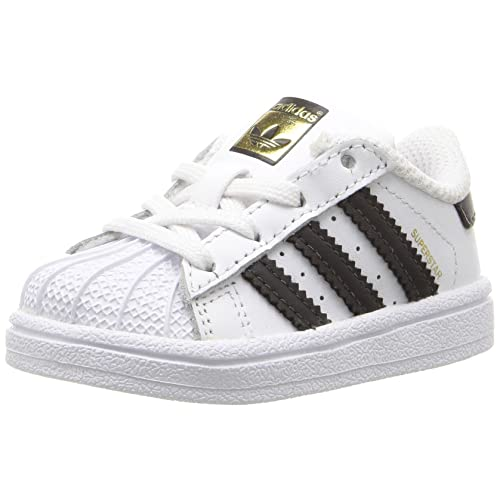 newest 35ba3 b95a6 adidas Originals Kids  Superstar Running Shoe