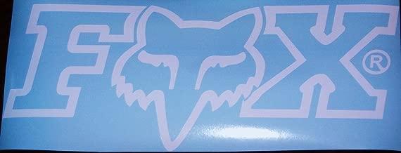 Best fox racing logo sticker Reviews