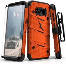 Best galaxy s8 orange case Reviews
