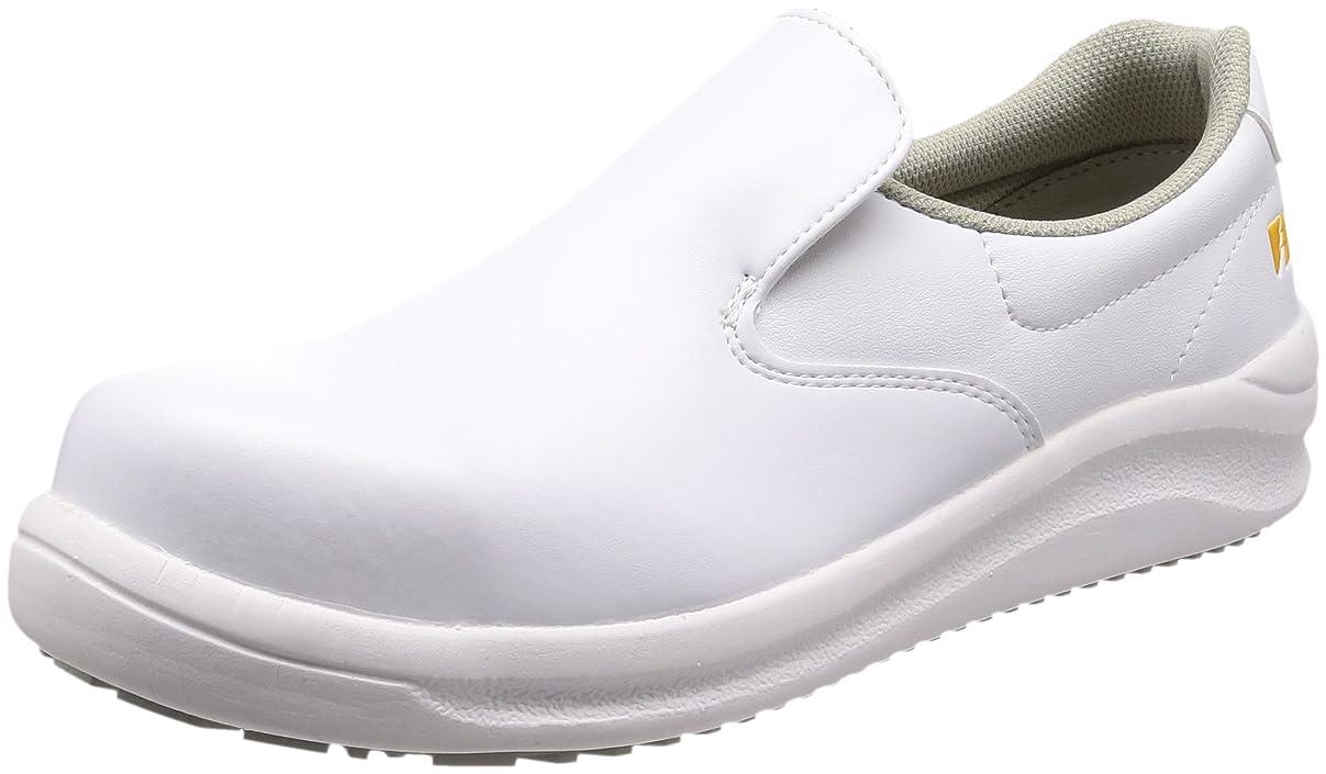 マザーランドよろめくバルセロナ安全作業靴 JSAA認定 静電気帯電防止 耐滑 ハイグリップ プロスニーカー NHS600 静電 メンズ