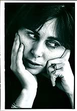 Vintage photo of Alexandra Shulman.