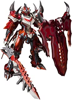 Bandai Tamashii Nations Chogokin Monster Hunter Liolaeos Monster Hunter Action Figure