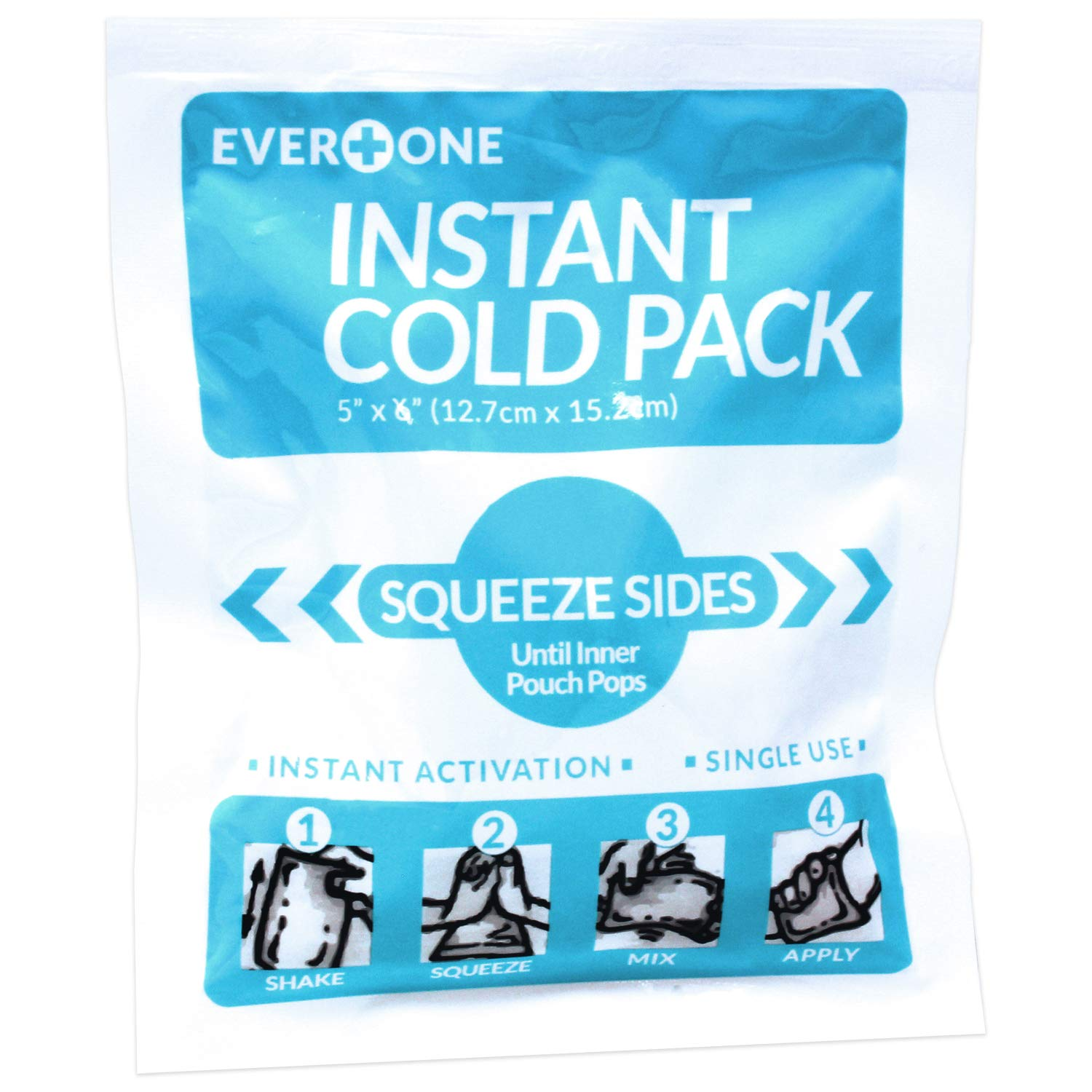 EverOne Instant Cold Pack Count