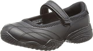Skechers Girls Velocity Pouty Ballet Flats 81264L Black