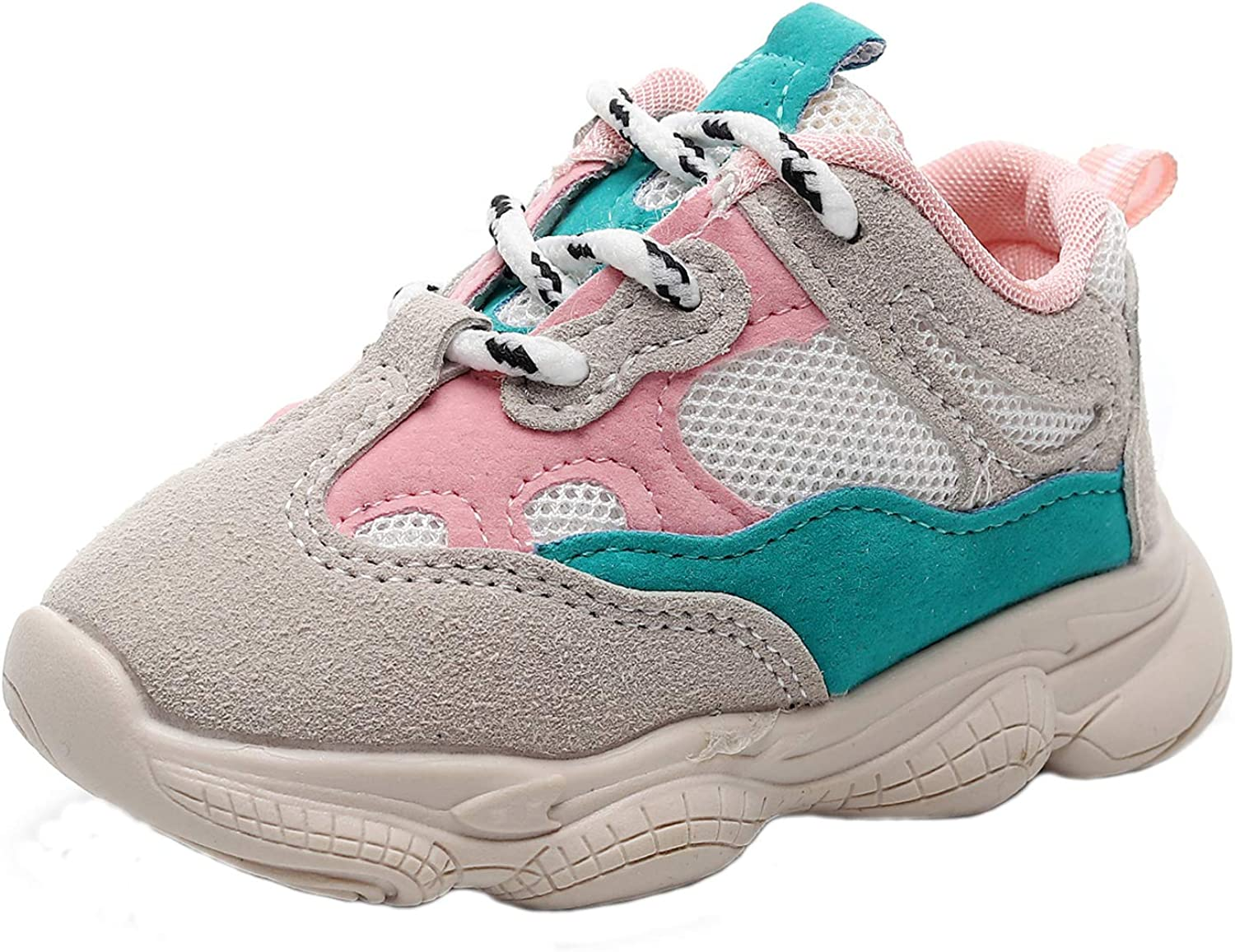 Kids Boys Girls Child Casual Sneakers Sports Shoes Running Shoes