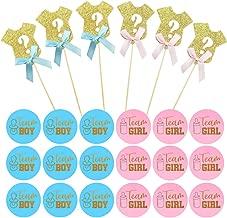 Best gender reveal cupcake toppers michaels Reviews