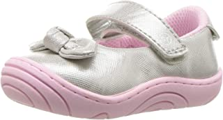 Stride Rite Unisex-Child Girls Sr-Lily Mary Jane Flat