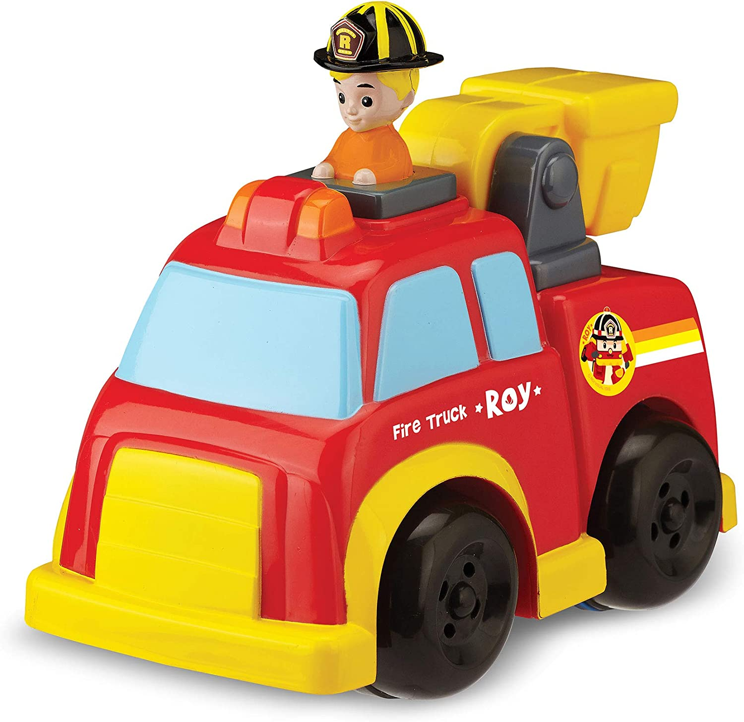 Robocar Poli Courier shipping free shipping - Push go fire Truck and Be super welcome