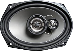 Earthquake Sound T693X 6x9-inch 3-Way TNT Series Coaxial Speakers (Pair)