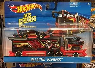 Hot Wheels Galactic Express