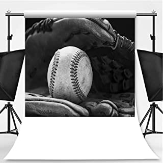 Baseball Glove with a Ball Theme Backdrop Photography Background Backdrops,115973,6x10ft