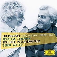 Lutoslawski Piano Concerto Symphony No.2