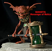 Gothitropolis Red Time Keeper Messenger of Malice Baraeth Action Figure