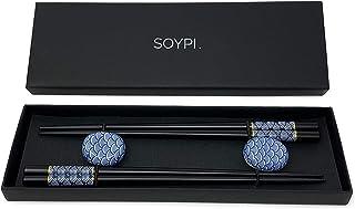 2 Paar handgemachte Sushi Stäbchen -ESS Stäbchen japanisch