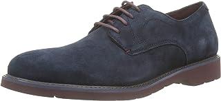 Geox U Garret A, Zapatos de Cordones Derby Hombre