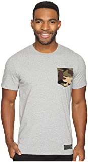 Men's Skateboarding Camo Pocket Tee