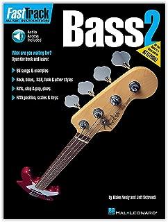 FastTrack Bass Method - Book 2 (FastTrack Music Instruction)