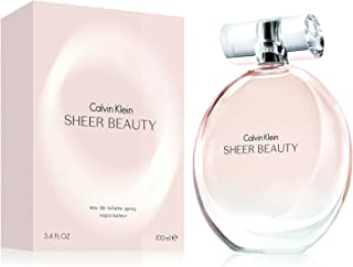 Calvin Klein Sheer Beauty for Women Eau de Toilette 100ml