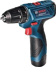 Bosch GSR 120-LI Professional Cordless Drill, Multi Color