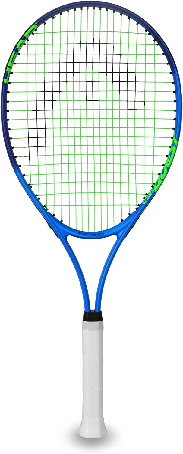 HEAD At the price of surprise Ti. Conquest Tennis Racket Free shipping anywhere in the nation Light Balance - Head Pre-Strung