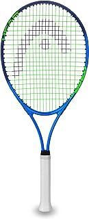 HEAD Ti. Conquest Tennis Racket - Pre-Strung Head Light Balance 27 Inch Racquet - 4 1/4 In Grip