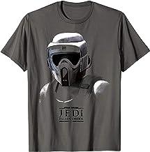 Star Wars Jedi Fallen Order Scout Trooper Portrait T-Shirt