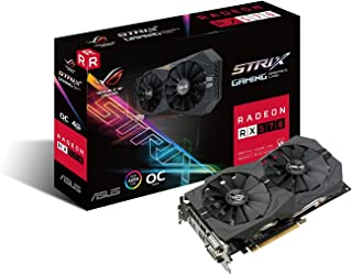 Asus ROG Strix Radeon RX 570 O4G Gaming OC Edition GDDR5, Black