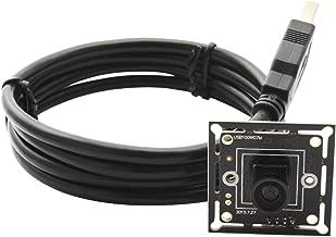 ELP megapixel Super Mini 720p USB Camera Module with 120degree Lens