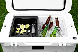Dry Goods Tray Designed Specifically for Yeti Tundra Haul Cooler - The Only Dry Goods Tray On The Market Specifically Designed to Work with The New Yeti Tundra Haul Wheeled Cooler