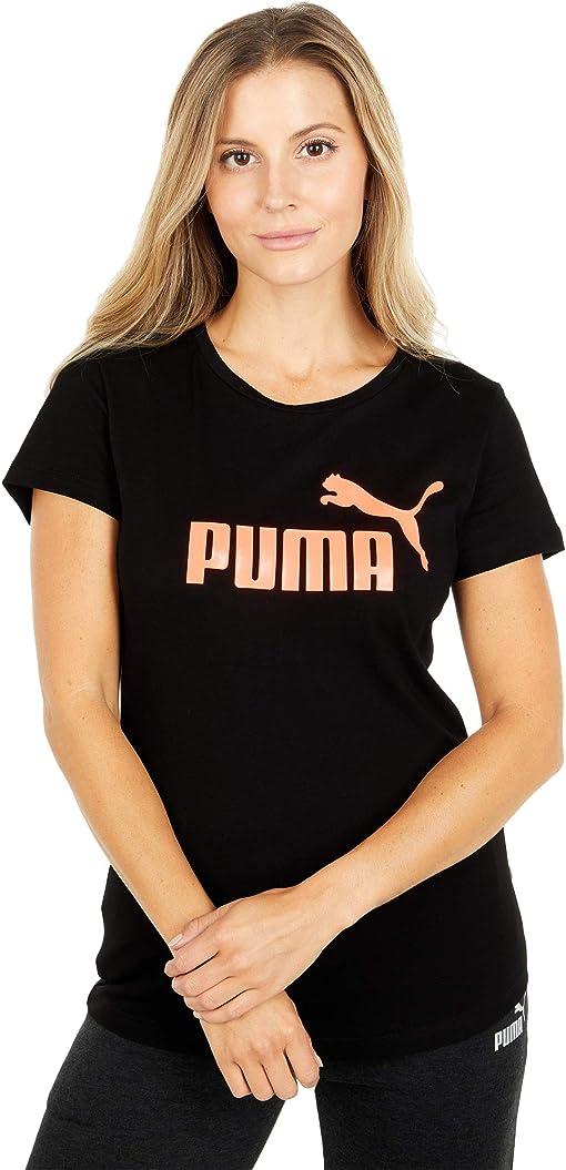 Puma Black/NRGY Peach